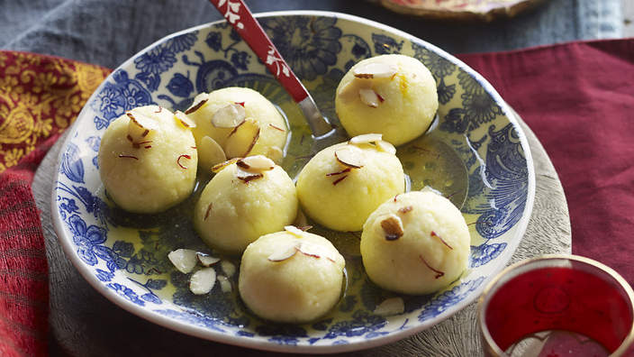 Rasgullas are a controversial culinary treasure.